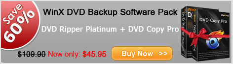 WinX DVD Backup Software Pack