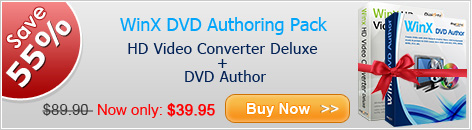 WinX DVD Authoring Pack