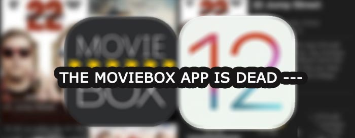 Solved] How to Fix MovieBox Not/Stopped Working on iOS 12/11