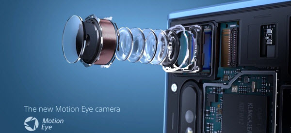 Xperia XZ Premiumカメラ
