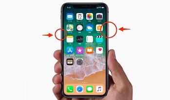 iPhone X操作方法