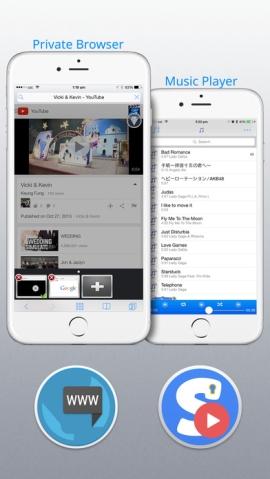 iPhone音楽ダウンロードアプリおすすめ