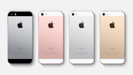 iPhone SE2とiPhone SE比較