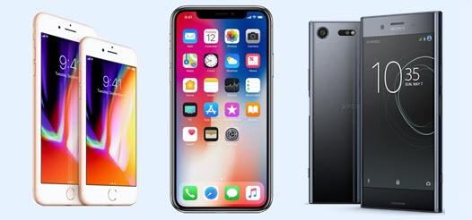 iPhone 8とXperia XZ Premiumどっち
