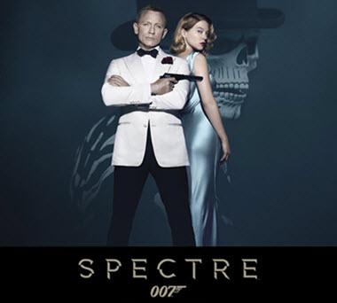 007 スペクターを無料ダウンロード