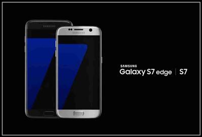 ギャラクシーS7 iPhone 7比較
