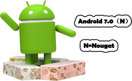 Android 7.0評価