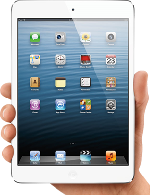 iPad mini4対iPad mini3