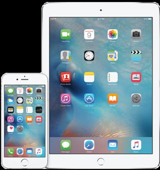 iOS 9にアップデート