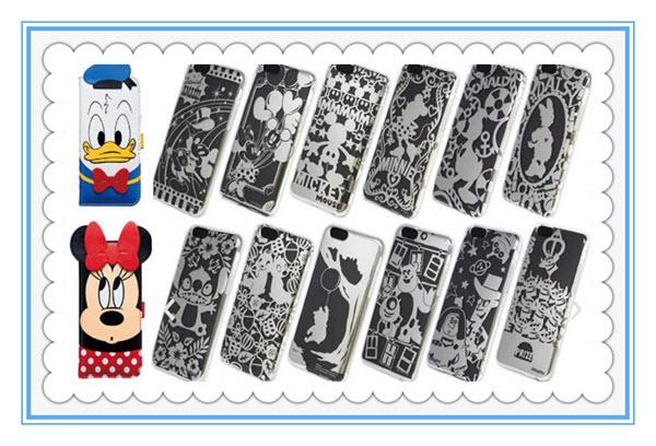 iPhone6 ケースディズニー