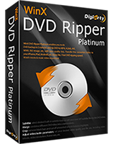 WinX DVD Ripper Platinum評判