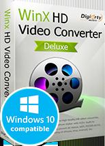 WinX HD Video Converter Deluxe - Convert HD Videos MTS MKV