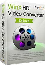 WinX HD Video Converter Deluxe for Windows