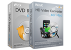 DVD Video Converter Pack for Mac