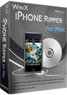 WinX iPhone Ripper for Mac