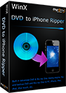 WinX Bluray DVD iPhone Ripper