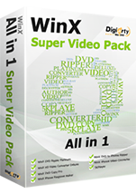 WinX Super Video Pack