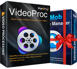 WinX HD Video Converter Deluxe buy one get one free