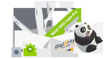 WinX DVD Copy Pro - Gratuit [giveaway] - Copie sans perte avec 9 modes de copie unique - sauvegarde de DVD