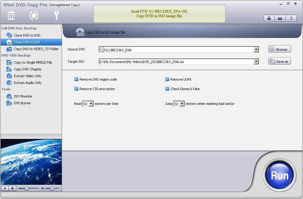WinX DVD Copy Pro – DVD 备份软件[Windows][$49.95→0]丨反斗限免