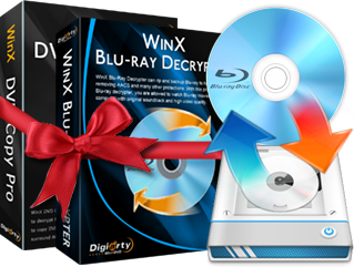 WinX DVD Bluray Backup Pro Pack