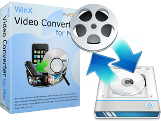 WinX Video Converter for Mac