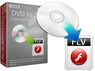 WinX DVD to FLV Converter for Mac