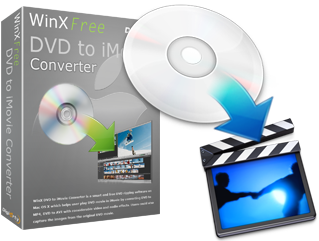 WinX DVD to iMovie Converter