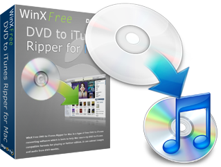 WinX DVD to iTunes Ripper for Mac