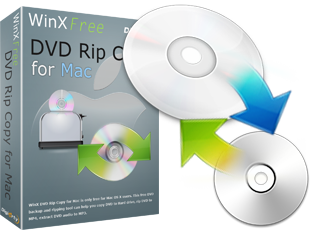 WinX DVD Rip Copy for Mac