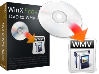 WinX Free DVD to WMV Ripper