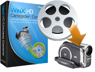 WinX HD Camcorder Video Converter