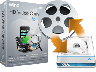 Upgrade Free Video Converter to WinX HD Video Converter for Mac