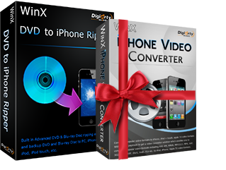 Buy Bluray DVD iPhone Ripper, Free Get iPhone Video Converter