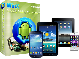 Free HTC Samsung Mobile Video Converter