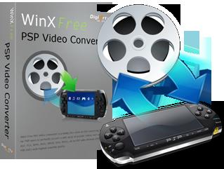 Psp конвектор видео