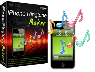 WinX iPhone Ringtone Maker
