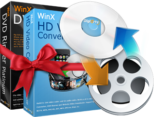 WinX DVD Video Converter Pack