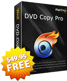 WinX DVD Copy Pro</p><p>1 PC</p><p>