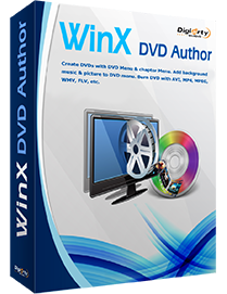 how to create dvd using mp4 video and srt subtitles