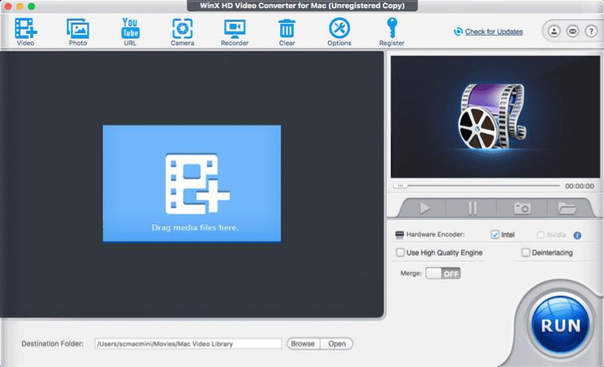 Video Converter For Mac Lion