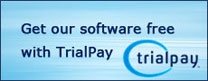 Get Free Software with TrialPay