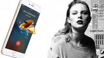 Taylor Swift 'Look What You Made Me Do' Ringtone Download