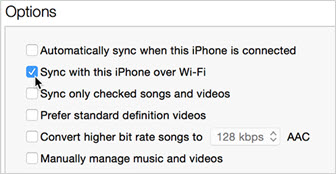How to Sync iPhone with iTunes and Fix Not Syncing Errors