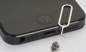 iPhone充電マークが出ない
