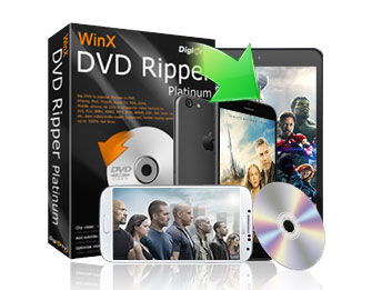 Download the Best DVD Ripper for Playing DVD on Mobiles
