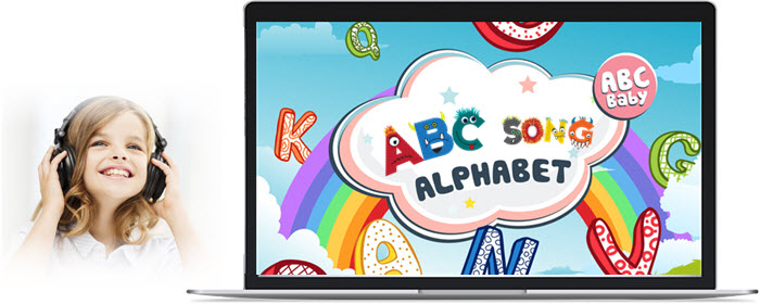 ABC Song for Kids - Free Download Alphabet Kids Song from