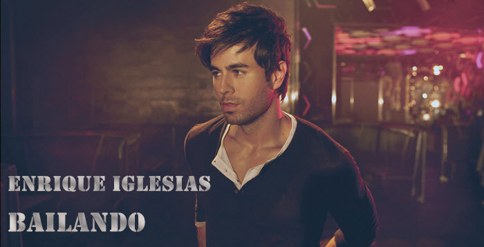 Enrique Iglesias - Bailando (English Version) ft. Sean