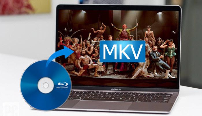 Bluray to MKV Converter
