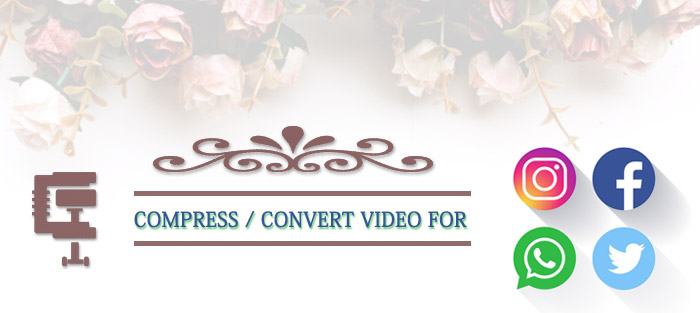 Compress Convert 4K to 1080p